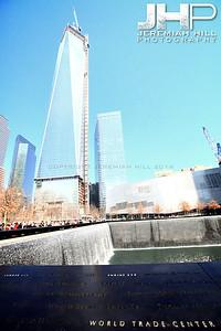 """WTC1 #1"", NYC, 2013 Print NYC1-0014"