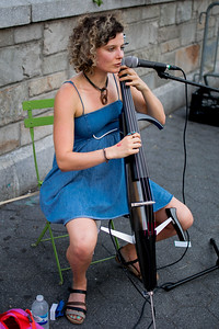 Cellist in Union Square Park