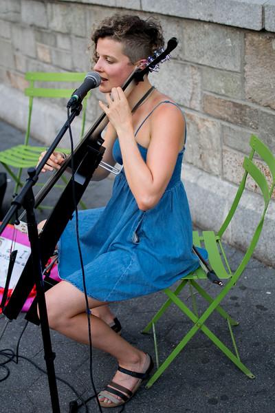 Cellist in Union Square Park