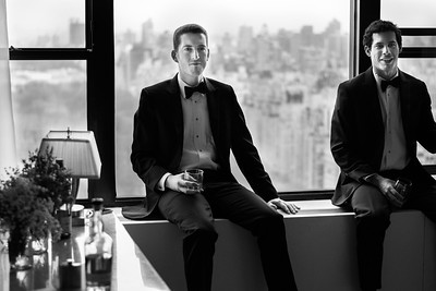 Yan & Henry Wedding Prep