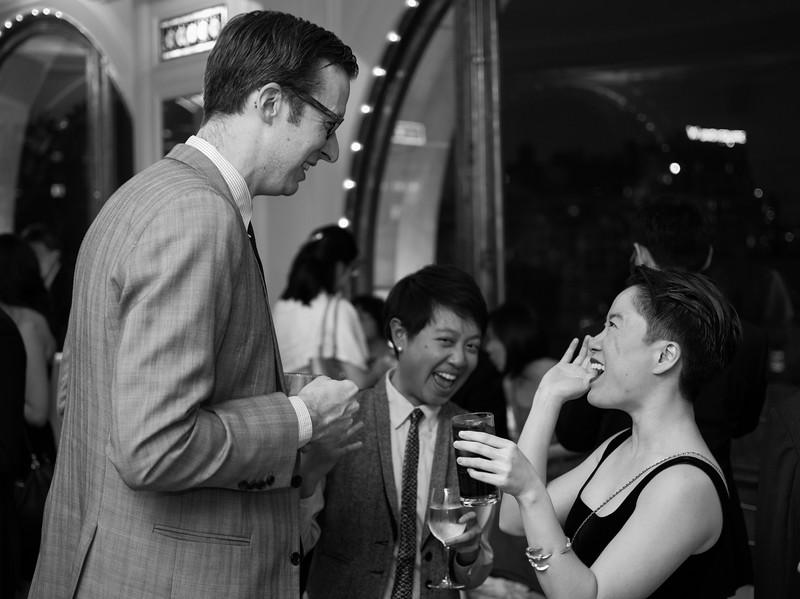 Yan & Henry Wedding Reception
