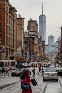 One World Trade Center from Midtown Manhattan