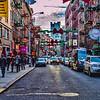 Little Italy in Manhattan, NY