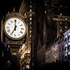 The Clock at Trump Tower, NYC
