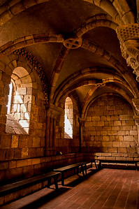 Pontaut Chapter House