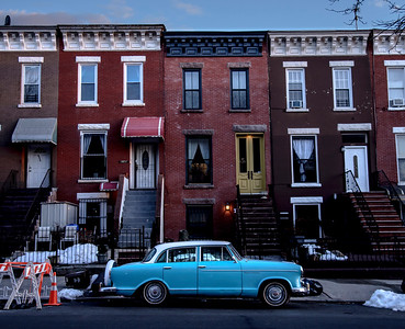 Nash Rambler in Bed/Stuy 2018