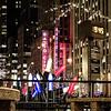 Radio City Music Hall during Christmas, NYC