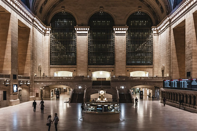 Late nights at Grand Central