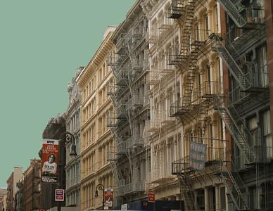 John Lennon in Chelsea