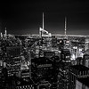 NYC B&W Skyline