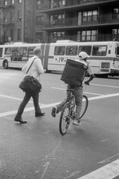 NYC, Upper East Side, September 2011, Tri-X 400, iiif Summar