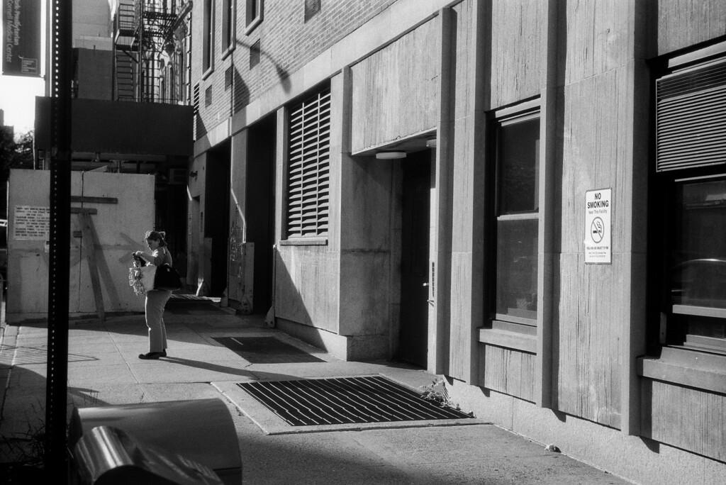 NYC, Upper East Side, August 2011, Tri-X 400, iiif Summar