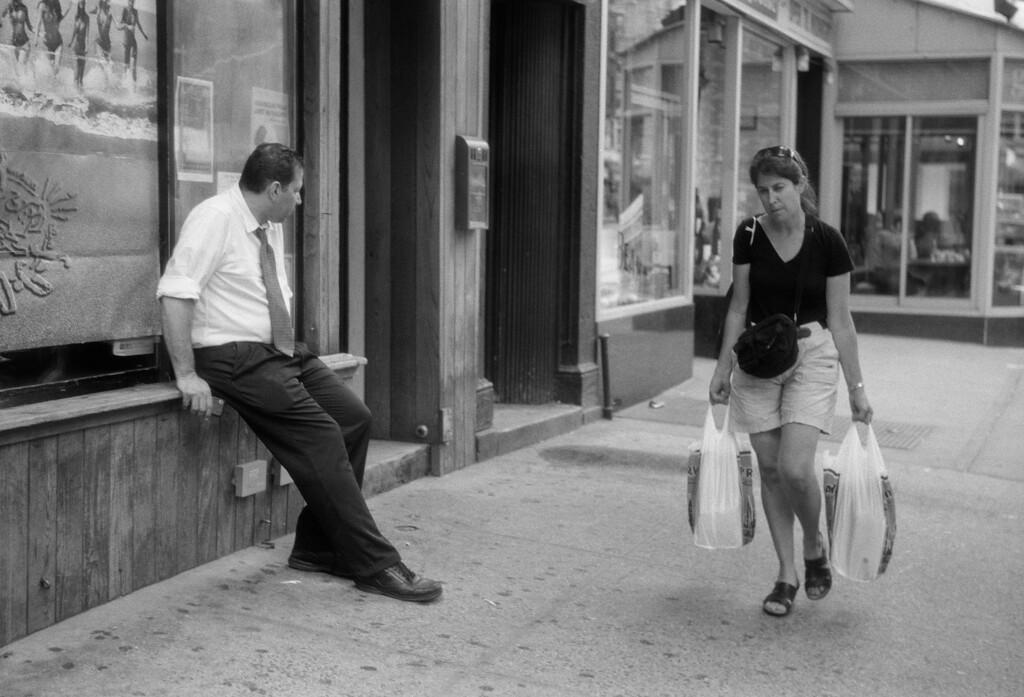 NYC, Upper East Side, July 2011, Tri-X 400, iiif Summar