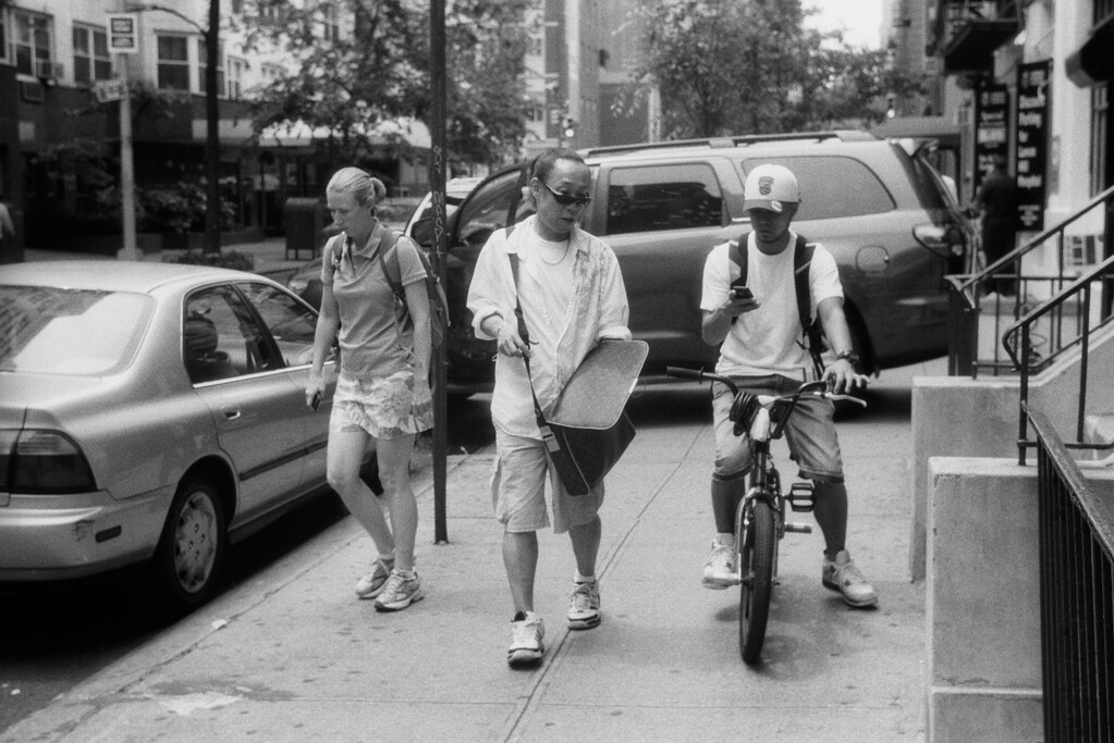 NYC, Upper East Side, July 2011, Tri-X 400, iiif Summar