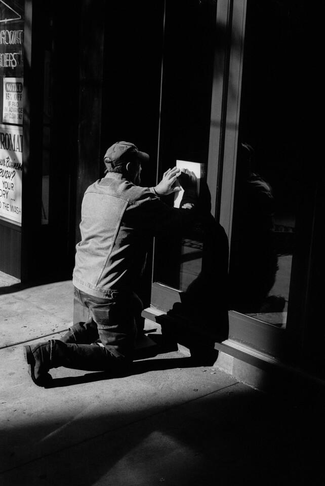 NYC, Upper East Side, November 2011, Tri-X 800, iiif