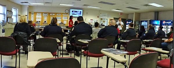 2015-04-25 - TNR Certification Workshop - NYPD