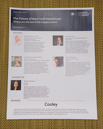 NYCHBL : The Future of NY Healthcare