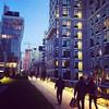 Night Time High Line Yellow