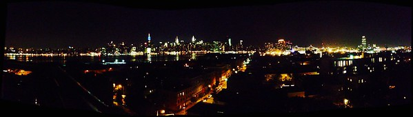 NYC Skyline (From Brooklyn)