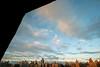 Manhattan View from Hotel Window