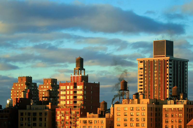 High Rises and Steam II, NY