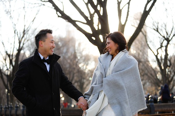 12-29-17 Diana and Daniel NYDW
