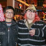 Ling Wu and Brighid Rader.