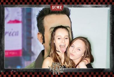 NYE at Acme