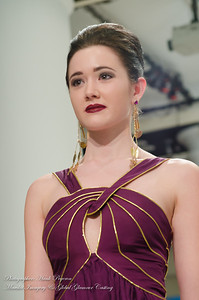 Global Glamour Casting Produced by The Fashion Gallery. Sacred Heart Collection Designer: Brandi Russell Photographer: Hank Pegeron