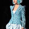 Sep 09, 2008 - New York, NY, USA - BETSEY JOHNSON fashion show at the 2009 Spring & Summer NY Fashion, held at Bryant Park: (Credit Image: © Chris Kralik/KEYSTONE Press)