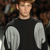 Sep 05, 2008 - New York, NY, USA - DUCKIE BROWN fashion show  at the 2009 Spring & Summer NY Fashion, held at Bryant Park:<br /> (Credit Image: © Chris Kralik/KEYSTONE Press)