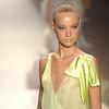Sep 05, 2007 - New York, NY, USA - ERIN FETHERSTON  fashion show  at the 2009 Spring & Summer NY Fashion, held at Bryant Park: (Credit Image: © Chris Kralik/KEYSTONE Press)