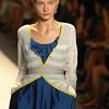 Sep 07, 2008 - New York, NY, USA - LELA ROSE fashion show at the 2009 Spring & Summer NY Fashion, held at Bryant Park: (Credit Image: © Chris Kralik/KEYSTONE Press)