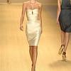 Sep 09, 2008 - New York, NY, USA - MONIQUE LHUILLIER fashion show at the 2009 Spring & Summer NY Fashion, held at Bryant Park: (Credit Image: © Chris Kralik/KEYSTONE Press)