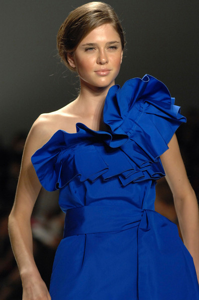 Sep 10, 2008 - New York, NY, USA - PAMELLA ROLAND fashion show at the 2009 Spring & Summer NY Fashion, held at Bryant Park: (Credit Image: © Chris Kralik/KEYSTONE Press)