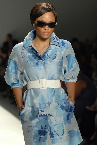 Sep 10, 2008 - New York, NY, USA - PAMELLA ROLAND fashion show at the 2009 Spring & Summer NY Fashion, held at Bryant Park: (Credit Image: © Chris Kralik/KEYSTONE Press)