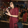 Mira Nair Producer Director speaking during the NYIFF Gala held in NY on 6th May 2018...pic Mohammed Jaffer-SnapsIndia