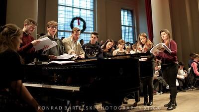 Around the Piano
