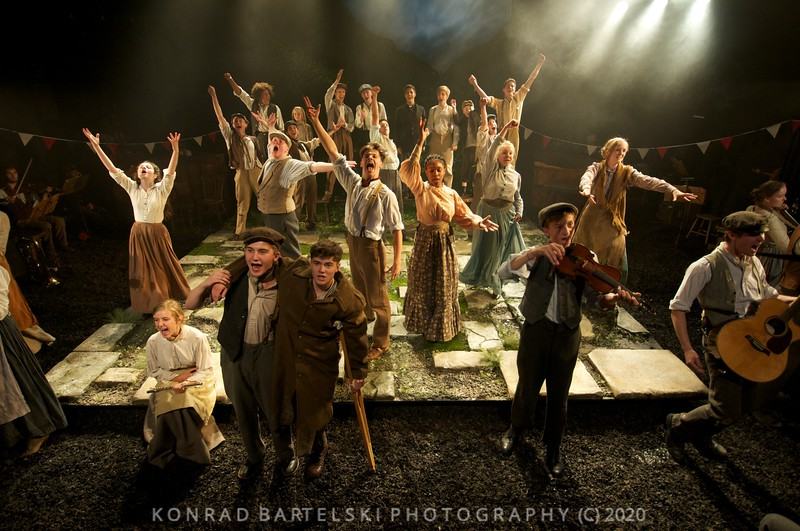 The Hired Man - St  James Theatre
