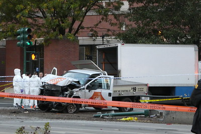 005-West Street-Canal Street to Barkley Street-Terrorist Attack-10-31-17
