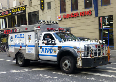006-NYPD-ESU-REP-10 Truck