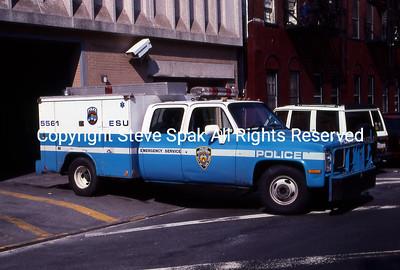 002-NYPD-ESU-REP-2 Truck