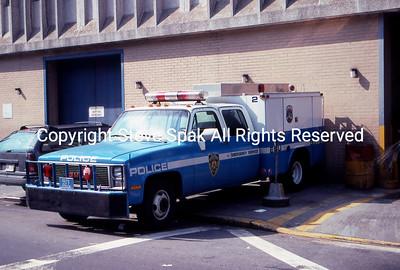 003-NYPD-ESU-REP-2 Truck