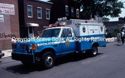 001-NYPD-ESU-REP-8 Truck