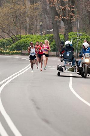 NYC Half Marathon 2012