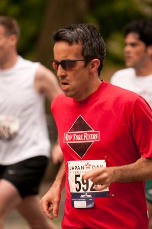 NYRR Japan Run 4M 2012