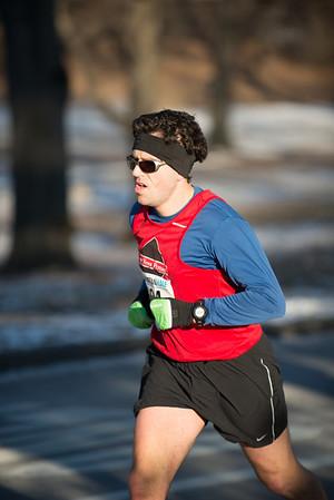 NYRR Manhattan Half Marathon 2013