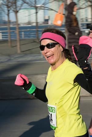 NYRR Manhattan Half Marathon 2014