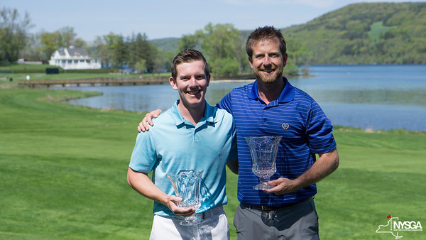 Men's Four-Ball - Leatherstocking (5/20-5/21)