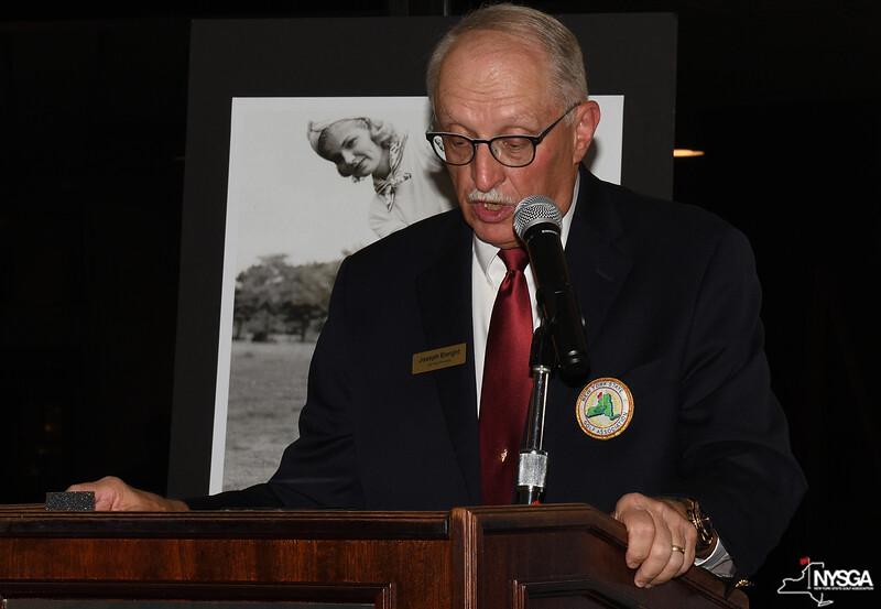 Joseph Enright, NYSGA Hall of Fame Committee Chair